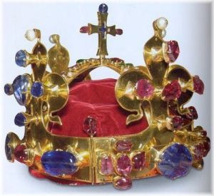 S Wenceslas' Crown